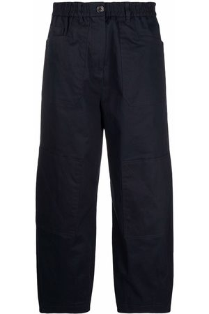 Paul Smith Cropped wide-leg trousers
