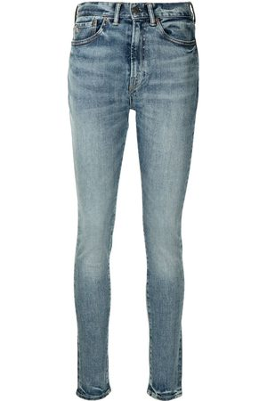 Ralph Lauren High-waisted skinny jeans