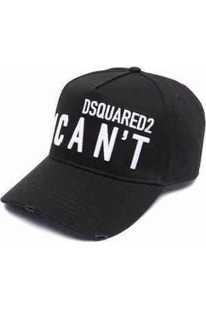 Dsquared2 I Can't slogan cap