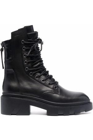 Ash Women Ankle Boots - Ankle lace-up boots