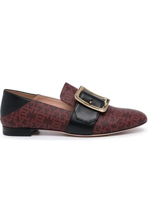 Bally Buckle-detail loafers