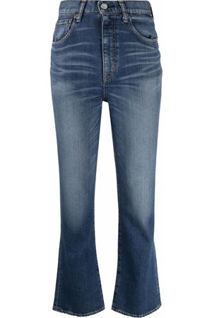 Moussy High-waisted jeans
