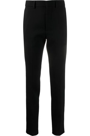 Ami High-waisted tailored trousers