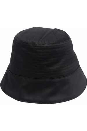 Rick Owens Zip-detailed bucket hat