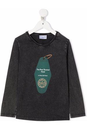 Wolf & Rita Joaquim Penn Terminal long-sleeve T-shirt