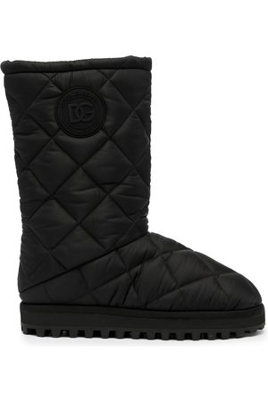 Dolce & Gabbana Quilted snow boots