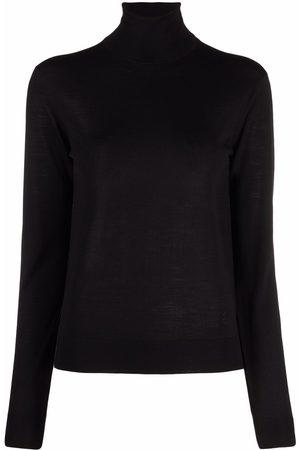 Jil Sander Roll-neck wool jumper
