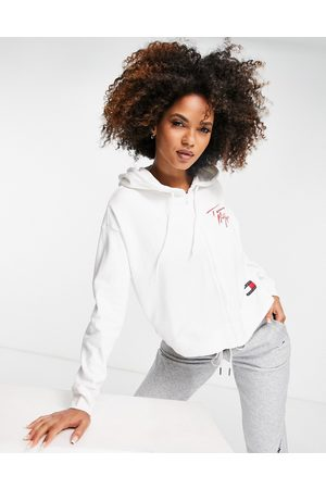 Tommy Hilfiger 85 logo hoodie in