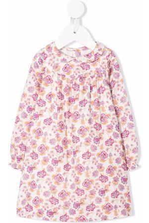 BONPOINT Baby Printed Dresses - Floral print dress