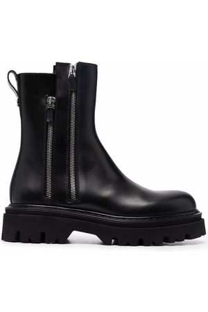 Casadei Zipped ankle boots