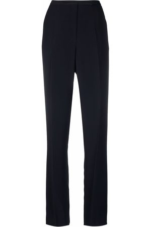 Gianfranco Ferré Women Formal Pants - 1990s high-waisted tailored trousers