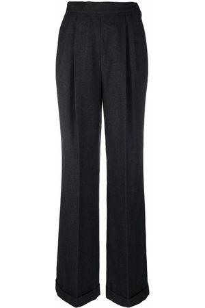 Gianfranco Ferré 1990s straight-leg tailored trousers