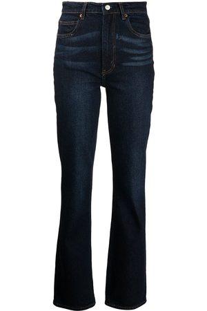 Reformation Peyton high-rise bootcut jeans