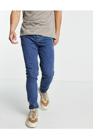 Lyle & Scott Slim jeans in mid wash