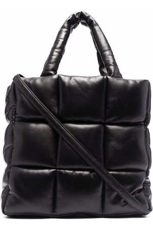 Stand Studio Women Handbags - Padded quilted tote