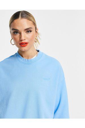 Levi's Women Sweatshirts - Levi's logo sweatshirt in