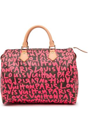 LOUIS VUITTON X Stephen Sprouse 2009 pre-owned Speedy 30 bag