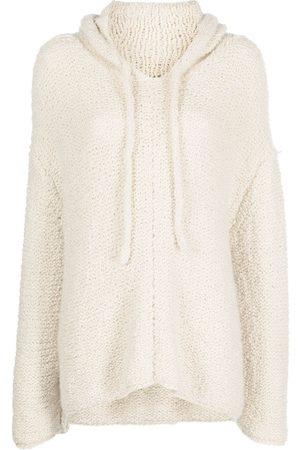 Khaite The Sile cashmere hoodie