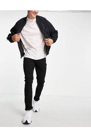 Bolongaro Knee panel skinny fit jeans