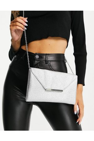 Accessorize Clutch bag with chain in