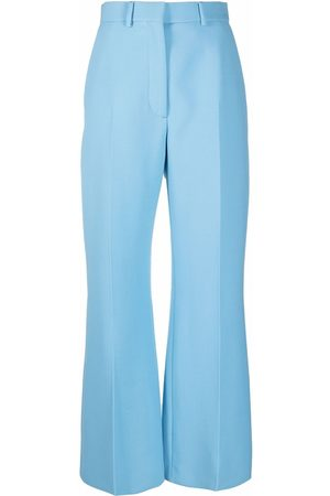 Casablanca Flared tailored trousers