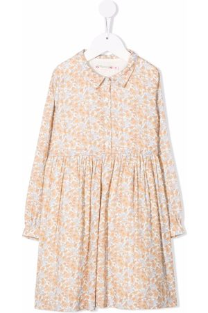 BONPOINT Floral print dress