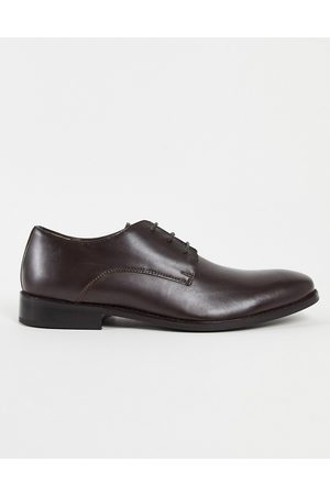 French Connection Leather formal lace up shoes