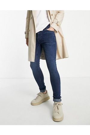 French Connection Super skinny stretch jeans in dark