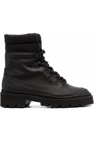 Gia Borghini Terra lace-up boots