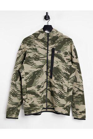 Nike Tech fleece hoodie in