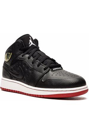 """Jordan Kids Air Jordan 1 Retro 97 """"Playoffs 13"""" sneakers"""