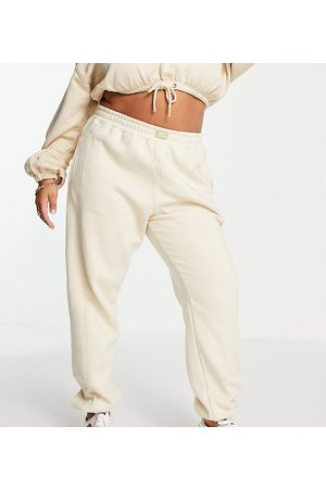 PUBLIC X Amber Gill jogger in butter