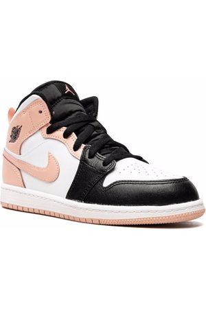 Jordan Kids Jordan 1 mid-top sneakers