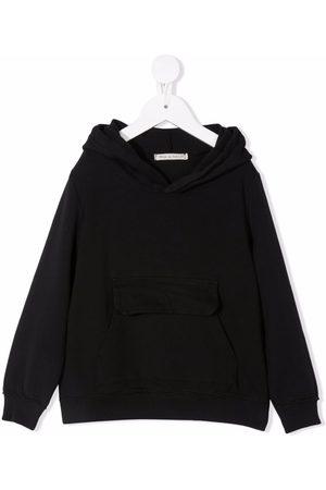 Zhoe & Tobiah Flap pouch pocket hoodie