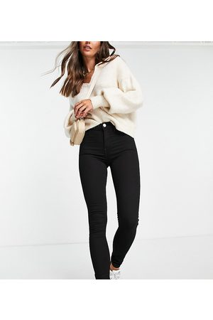 River Island Molly mid rise skinny jeans in