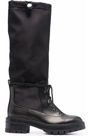 Aquazzura Women Lace-up Boots - Lace-up detail boots