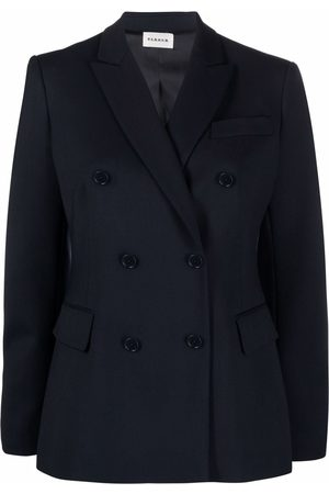 P.a.r.o.s.h. Double-breasted wool blazer