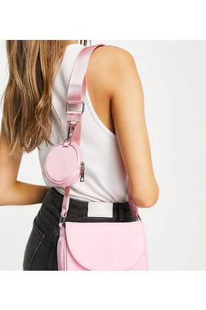 My Accessories London Exclusive cross body bag with coin purse in