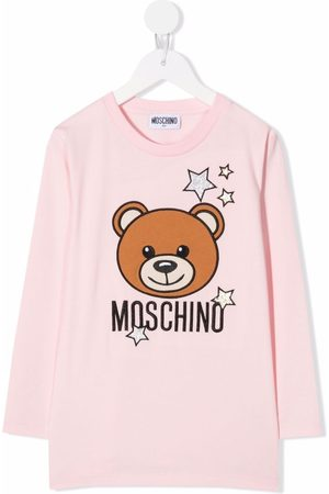 Moschino Teddy bear-print T-shirt