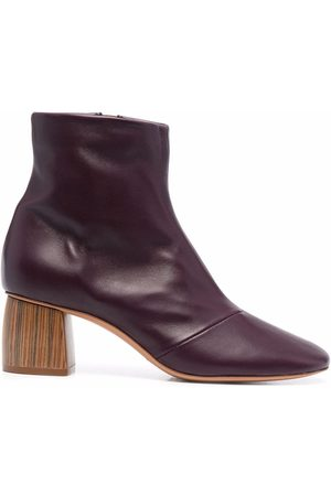 FORTE FORTE Leather ankle boots