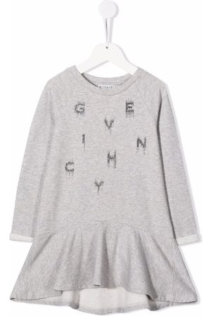 Givenchy Logo-print fleece dress