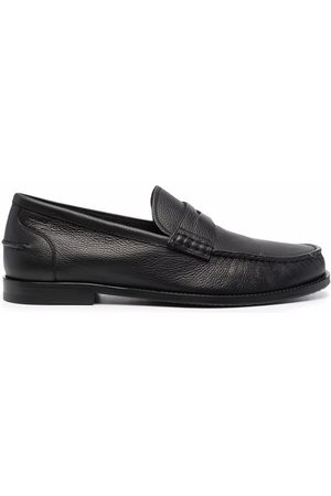 Bally Kebler leather penny loafers