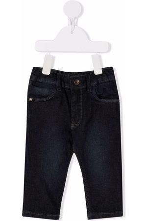 HUGO BOSS Embroidered logo jeans