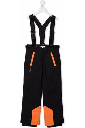 HUGO BOSS Colour-block ski trousers