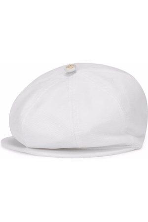 Dolce & Gabbana Newsboy cotton cap