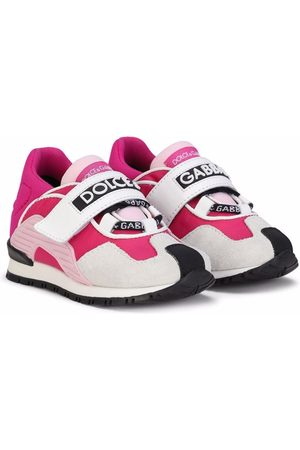 Dolce & Gabbana Touch-strap logo trainers
