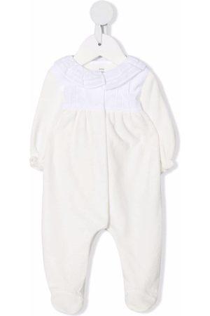 KNOT Utopia ruffle collar pyjama