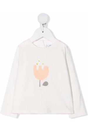 KNOT Flower print T-shirt