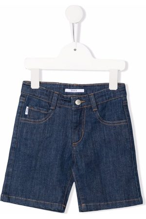 KNOT Eddie denim shorts