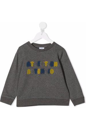 KNOT Boys Sweatshirts - Slogan print sweatshirt